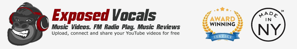 Exposed Vocals logo