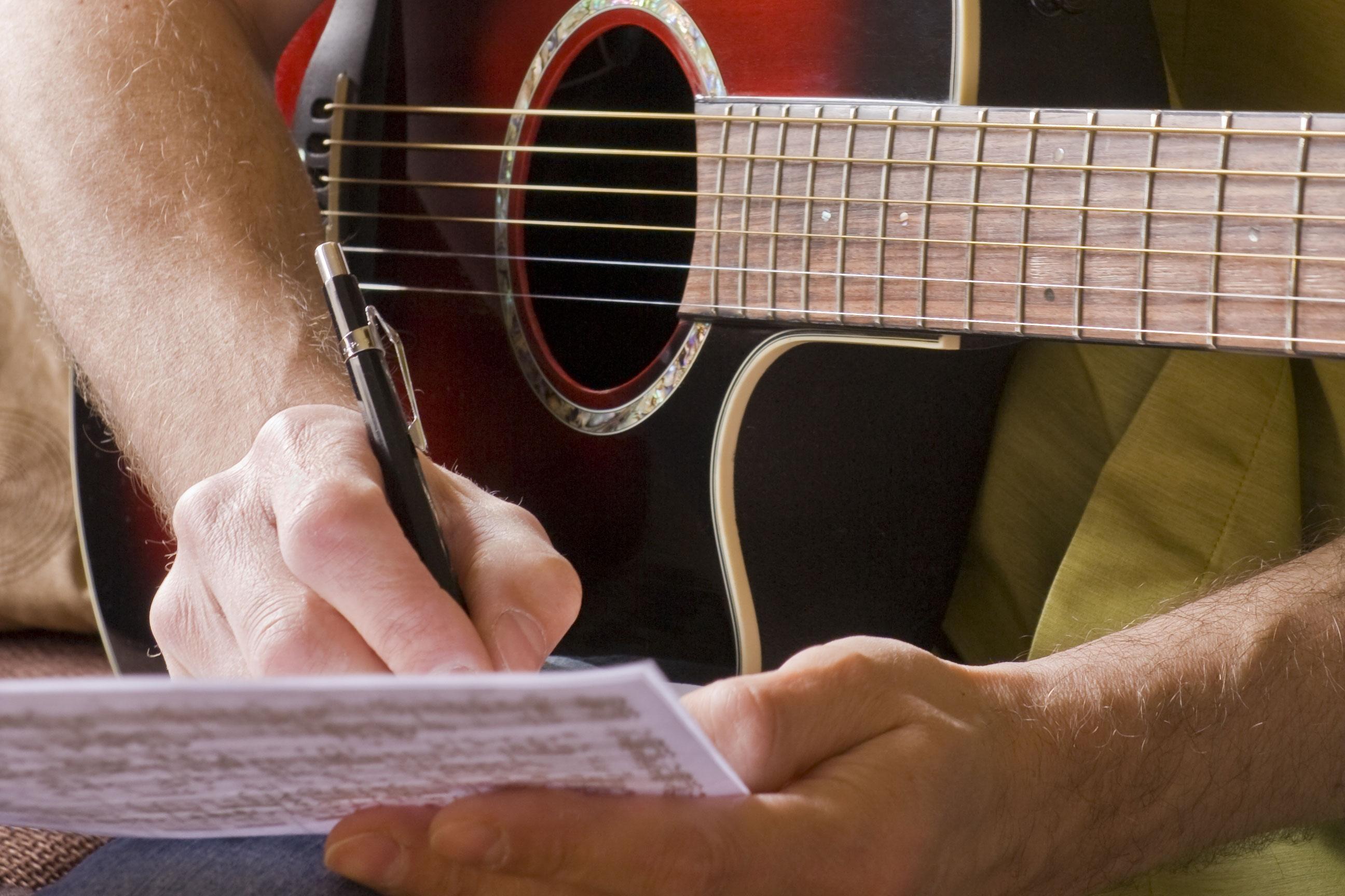 gospel-songwriting