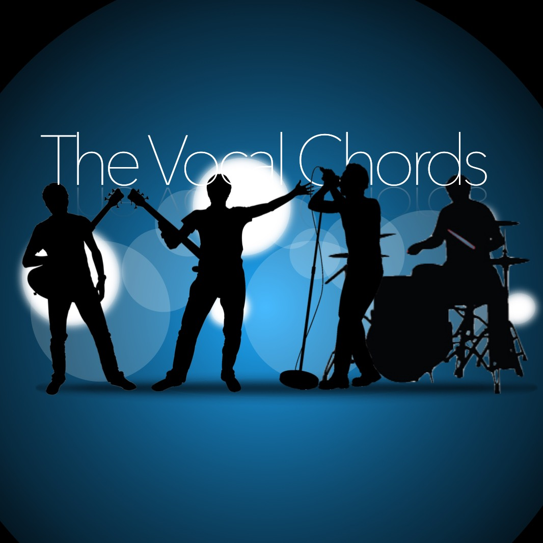 The Vocal Chords banner 512 square