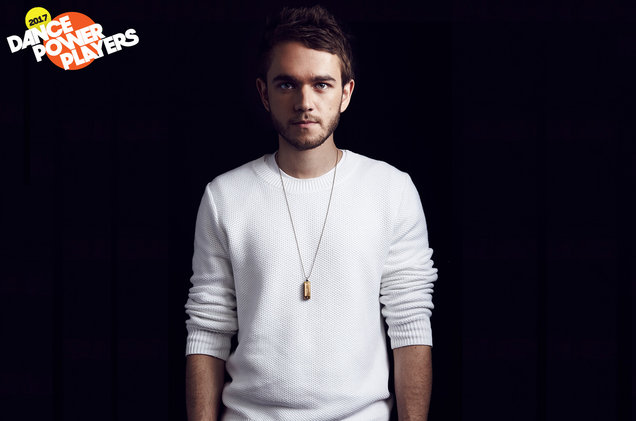 Zedd-dance-power-player-