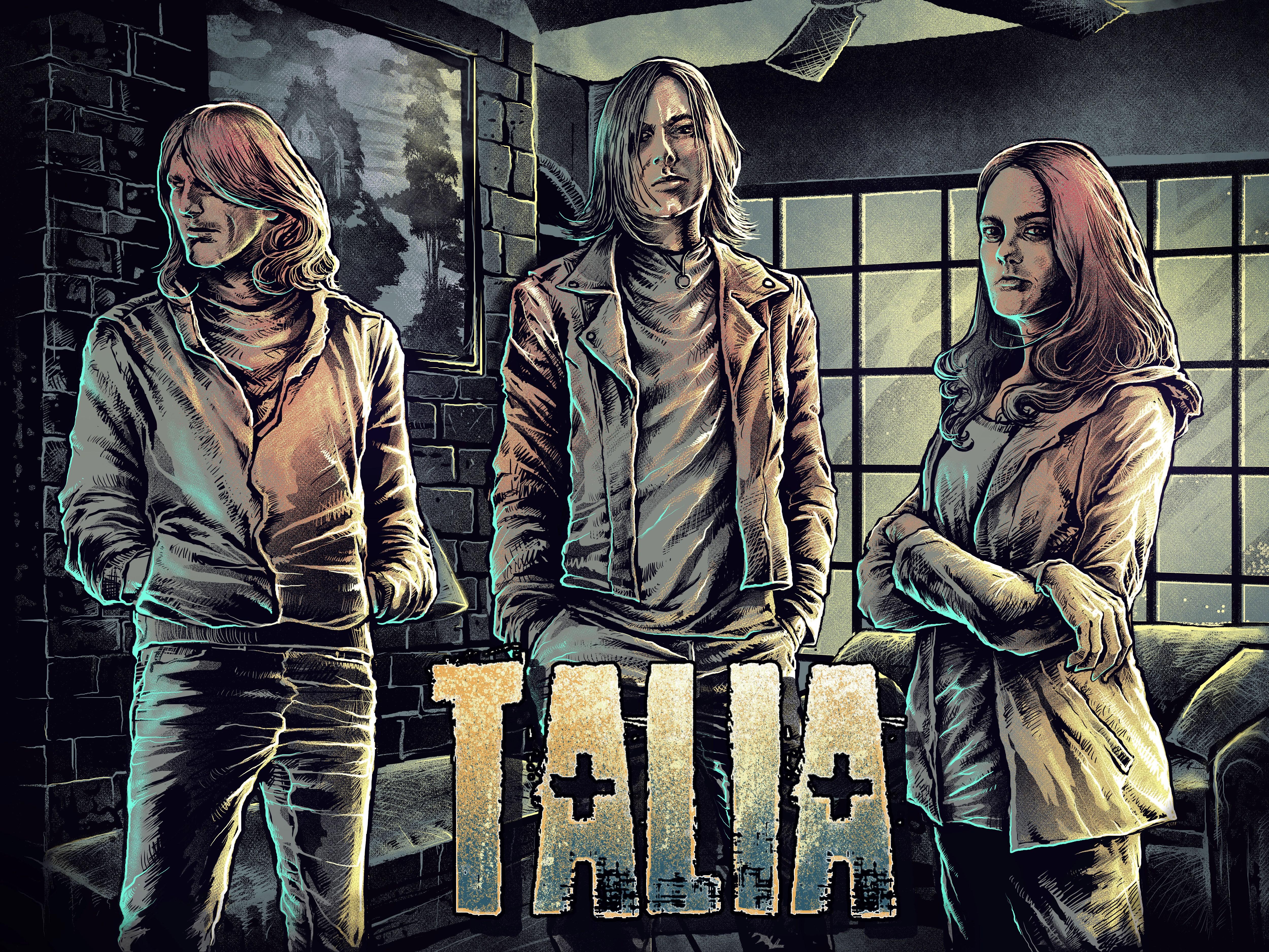 TALIA_poster