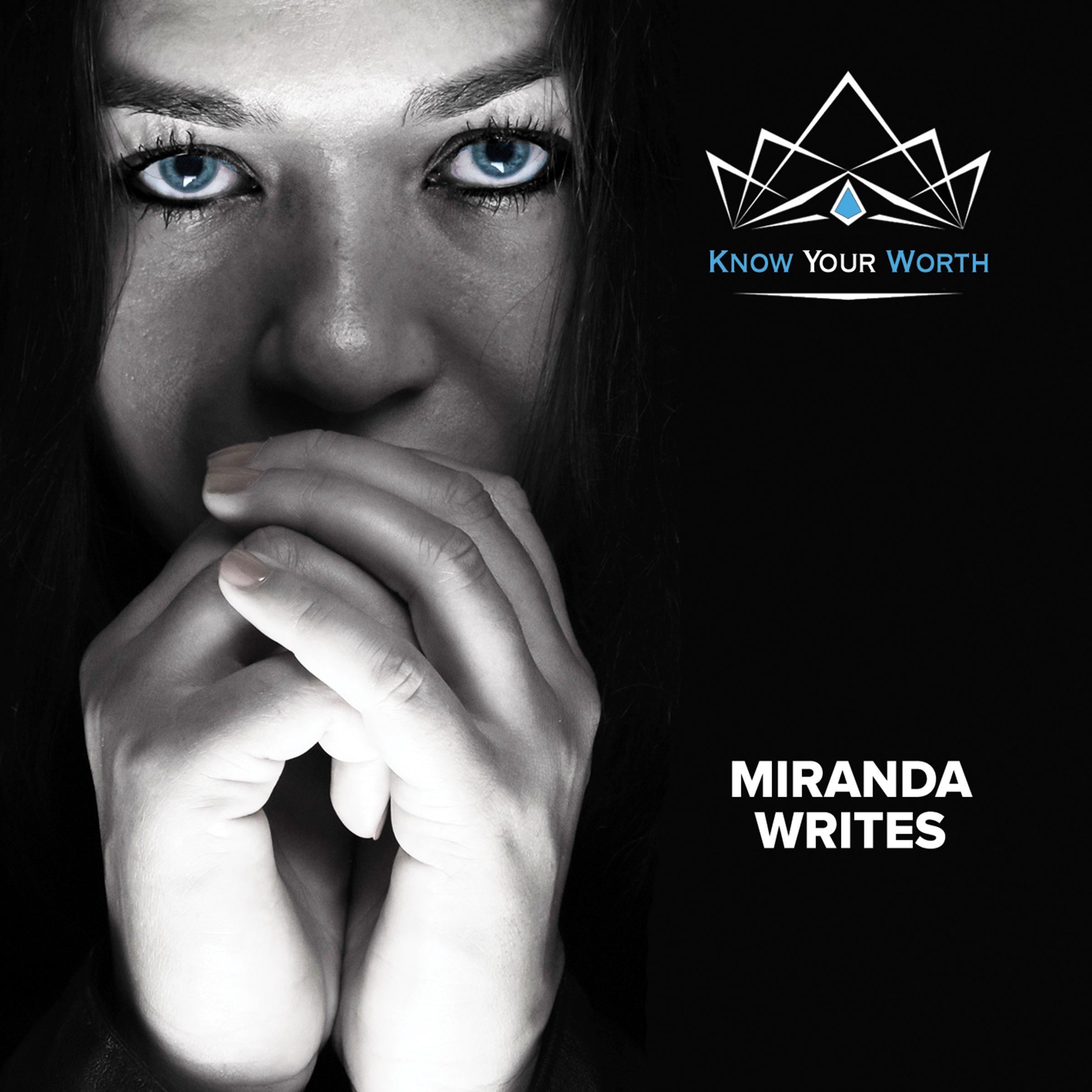 MIRANDA WRITES COVER